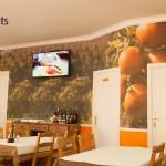 Posibilidades de la publicidad estática en restaurantes